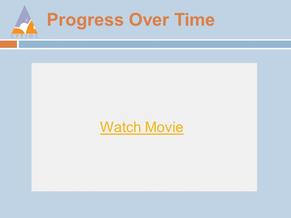 Progress Over Time Watch Movie