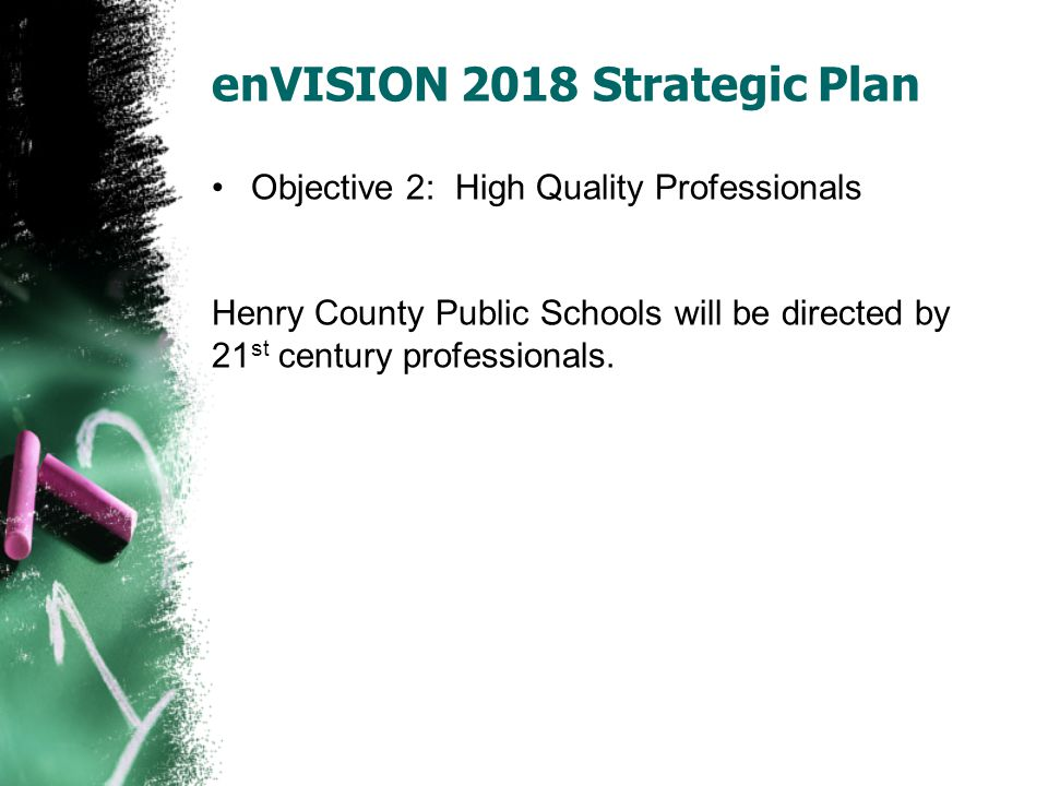 Henry County Public Schools Mission Henry County Public Schools, a high- performing school division, provides all students with an exemplary education in a safe, supportive environment that promotes self- discipline, motivation, and excellence.