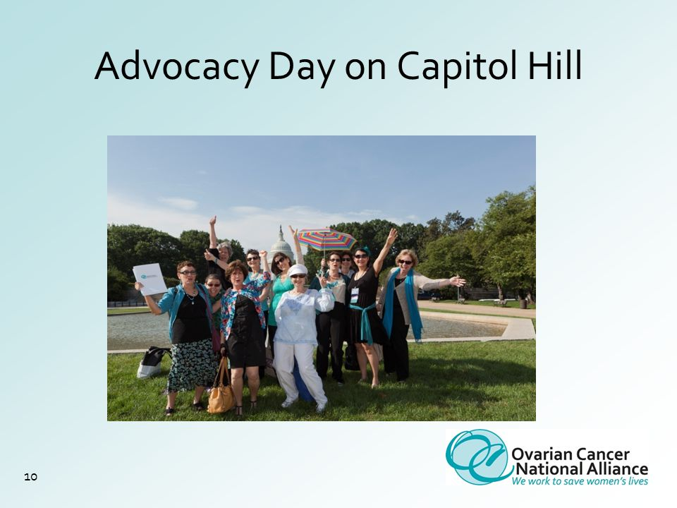 Advocacy Day on Capitol Hill 10