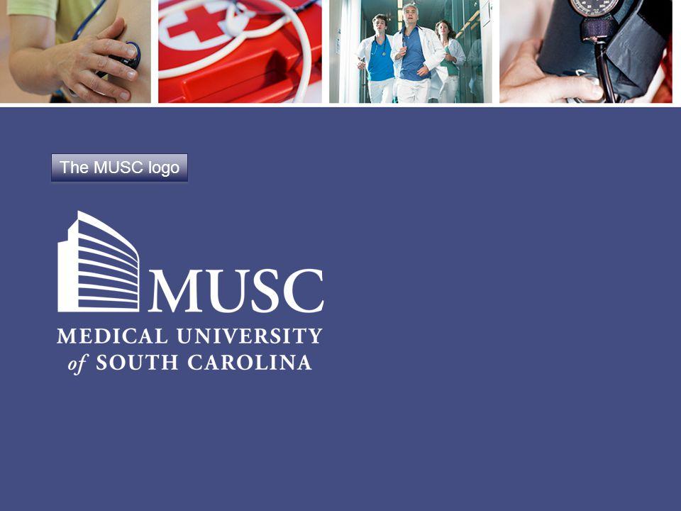 The MUSC logo