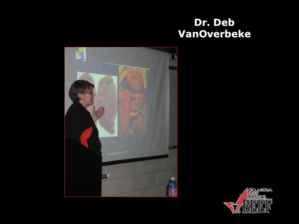 Dr. Deb VanOverbeke