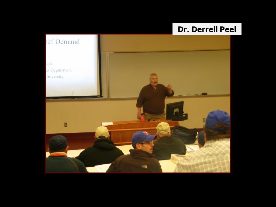 Dr. Derrell Peel