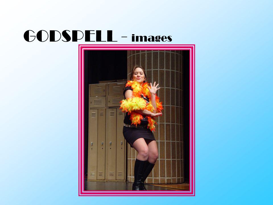 GODSPELL - images