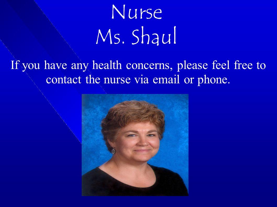 Nurse Ms.