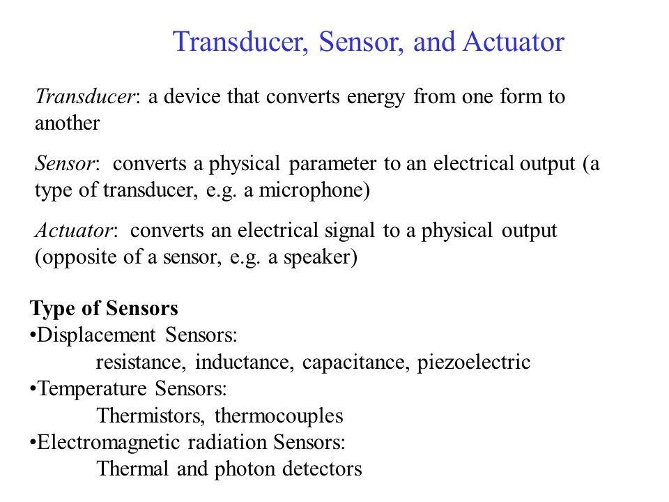 View piezoelectric crystal as a charge generator: R s : sensor leakage resistance C s : sensor capacitance C c : cable capacitance C a : amplifier input capacitance R a : amplifier input resistance RaRa Transfer Function of Piezoelectric Sensors