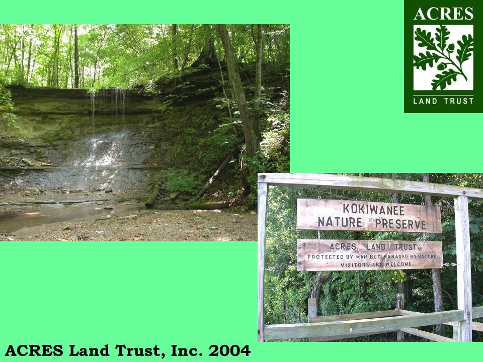 ACRES Land Trust, Inc. 2004