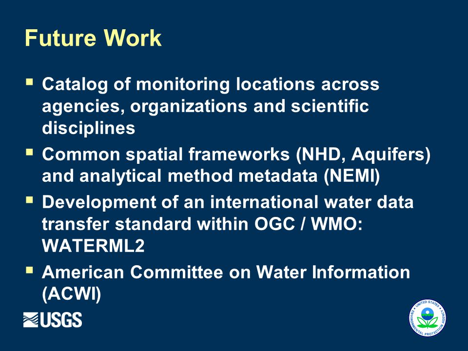Helping the World to Communicate Geographically Hydrology Domain Working Group A joint working group of the OGC and WMO constituted as an OGC Domain Working Group.