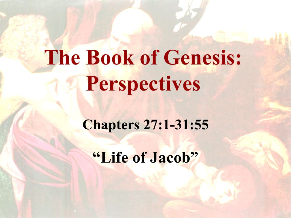 Children of Jacob (30:1-24)