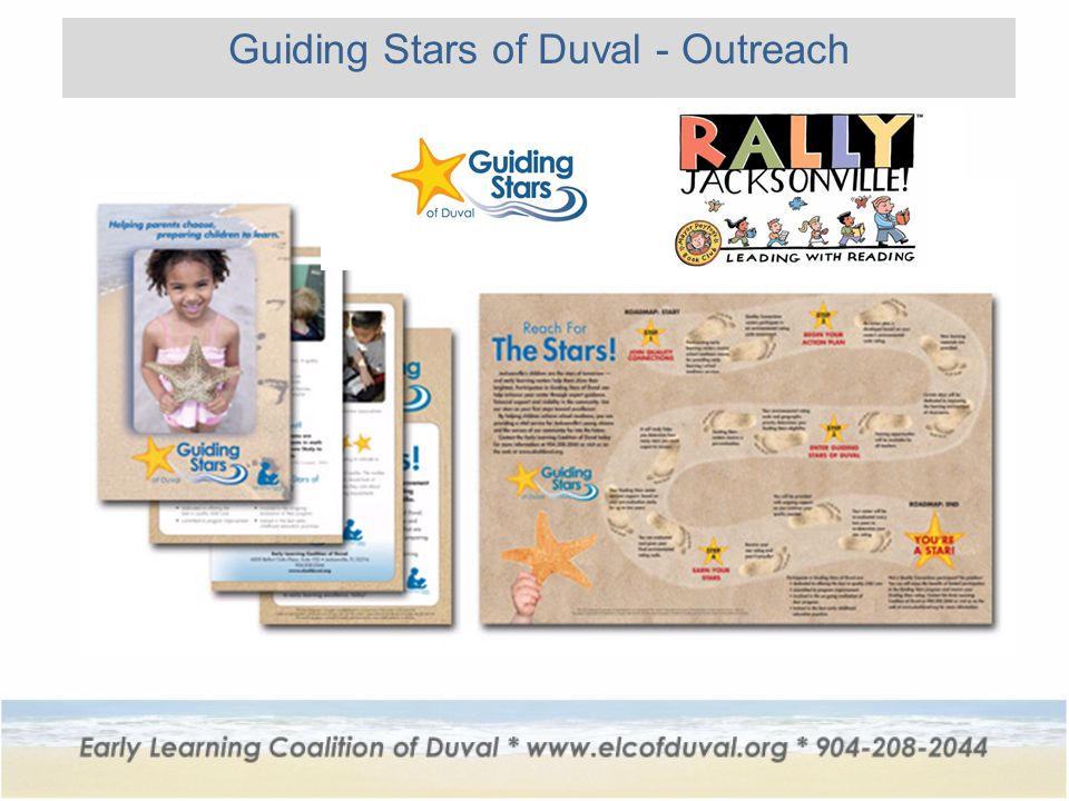 Guiding Stars of Duval - Outreach