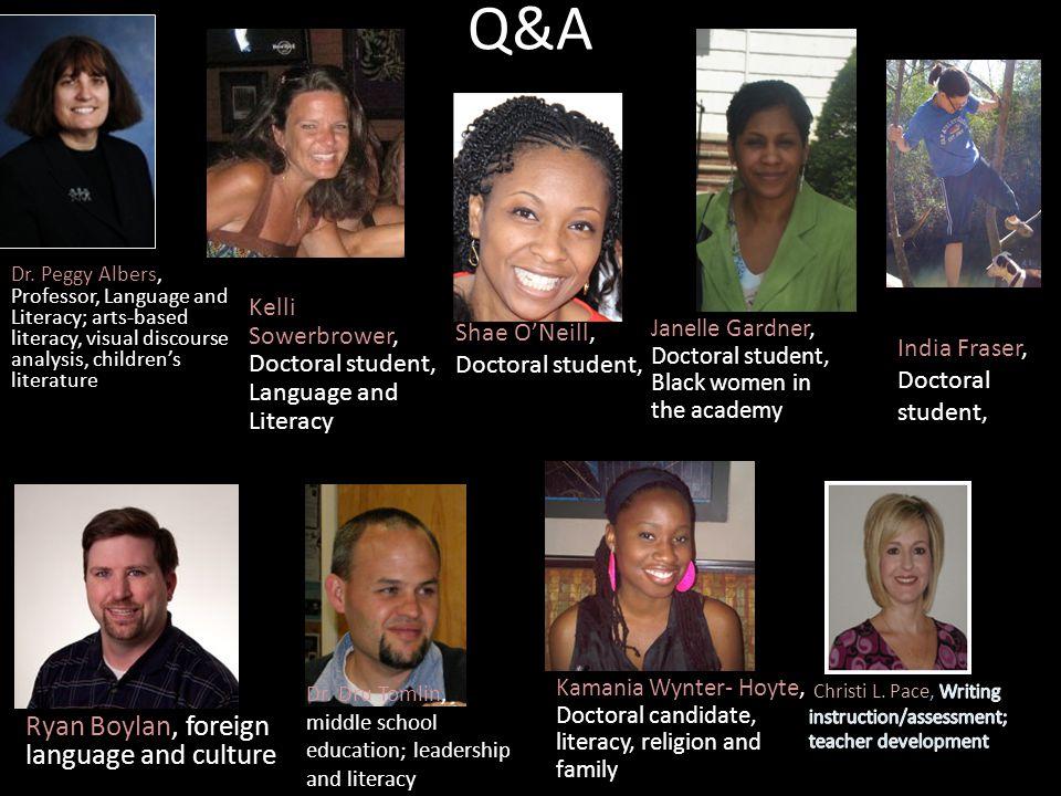 Q&A Dr.