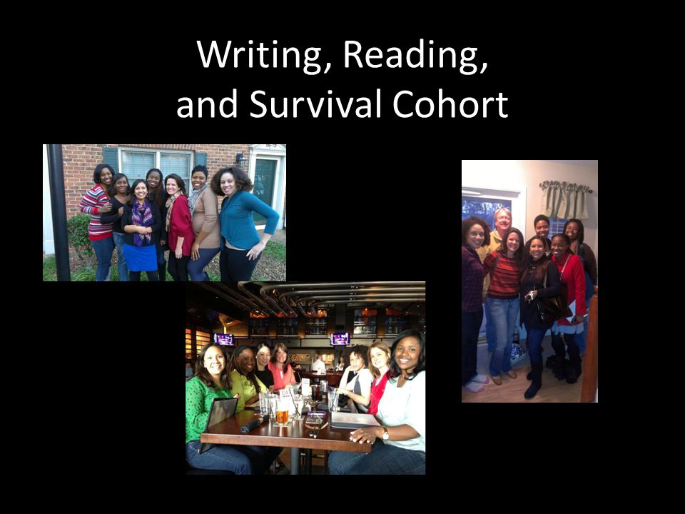 Writing, Reading, and Survival Cohort