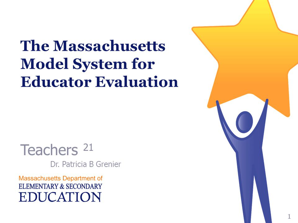 Objectives  Assess Current Knowledge  Reflect on Progress to Date  Share Best Practices  Strategize Gathering Evidence  Formulate Observations and Feedback  Formulating Next Steps 2 Massachusetts Department of Elementary and Secondary Education