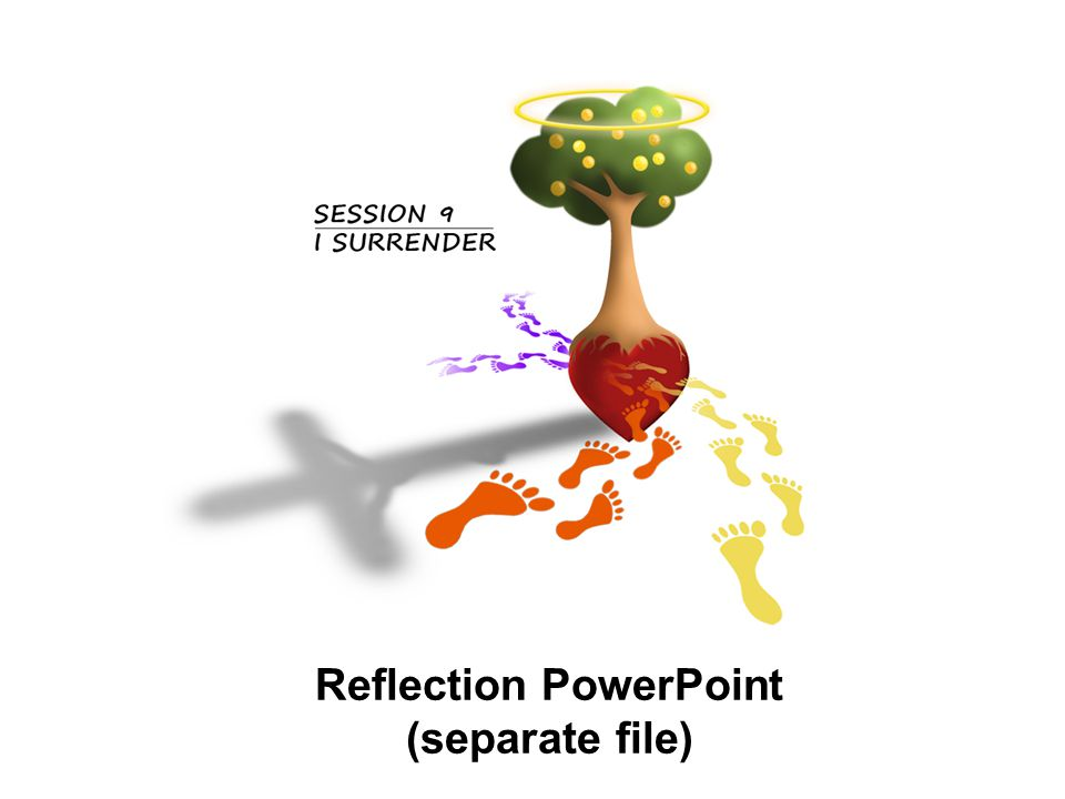 Reflection PowerPoint (separate file)