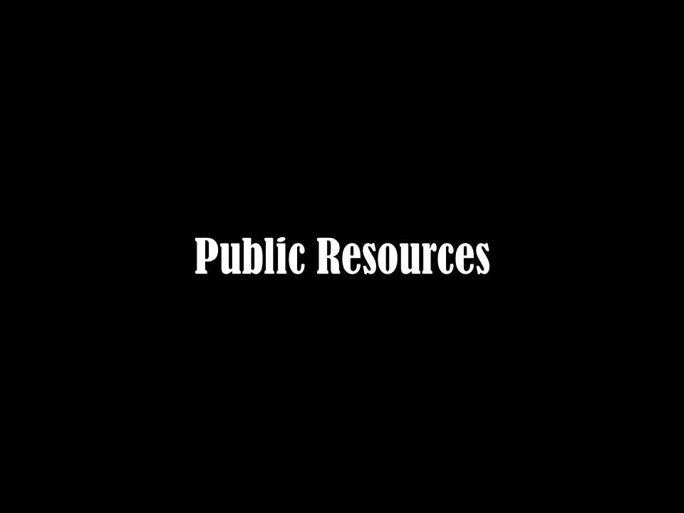 Public Resources