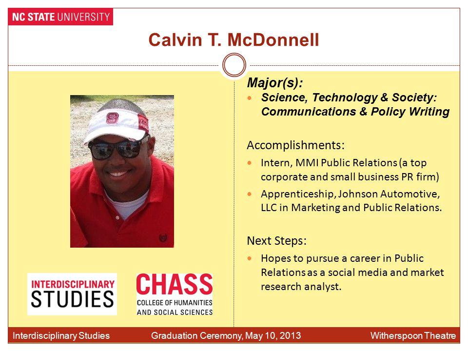 Calvin T.
