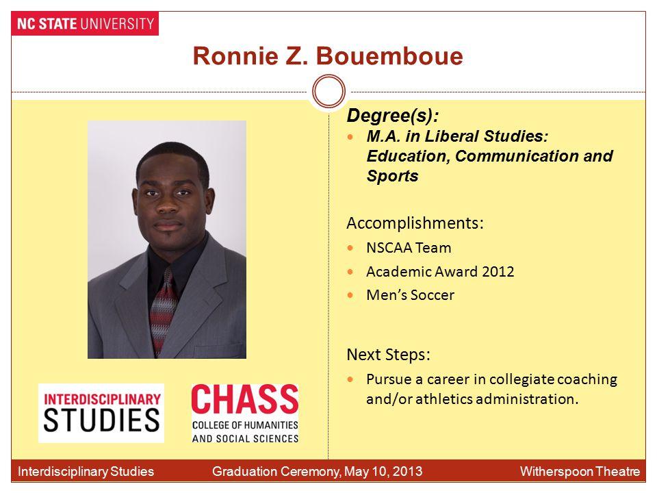 Ronnie Z.