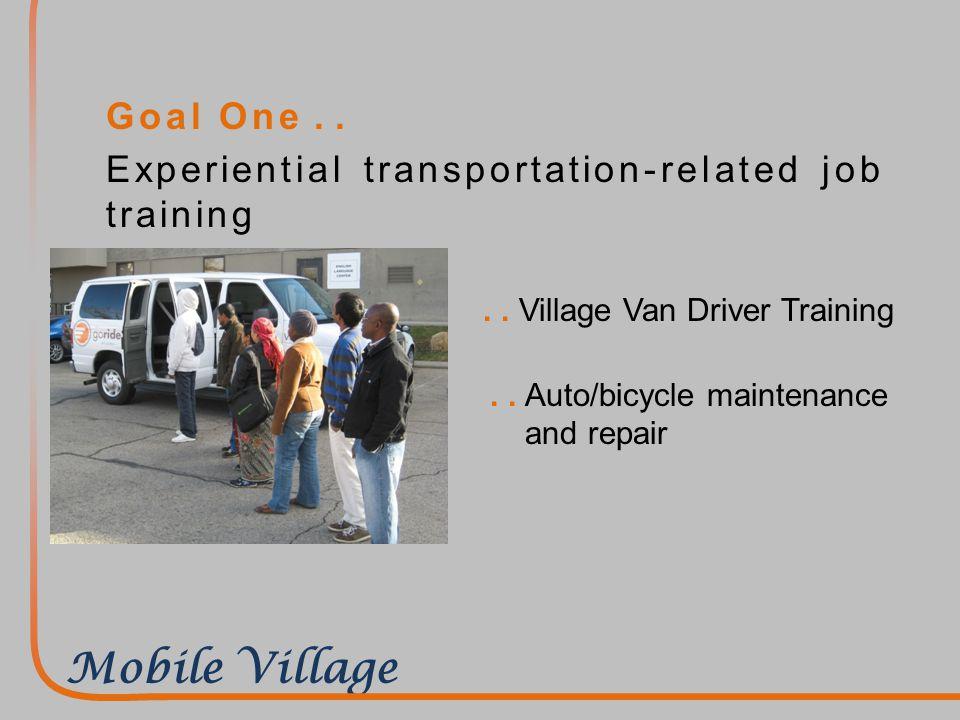 ..Village Van.. Car sharing/rental program.. Bike sharing/rental program..