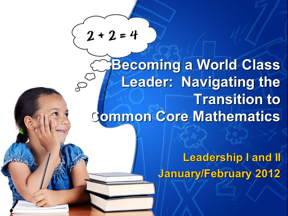 Leadership Strands Professional learning that increases educator effectiveness and results for all students occurs within learning communities committed to continuous improvement, collective responsibility, and goal alignment.