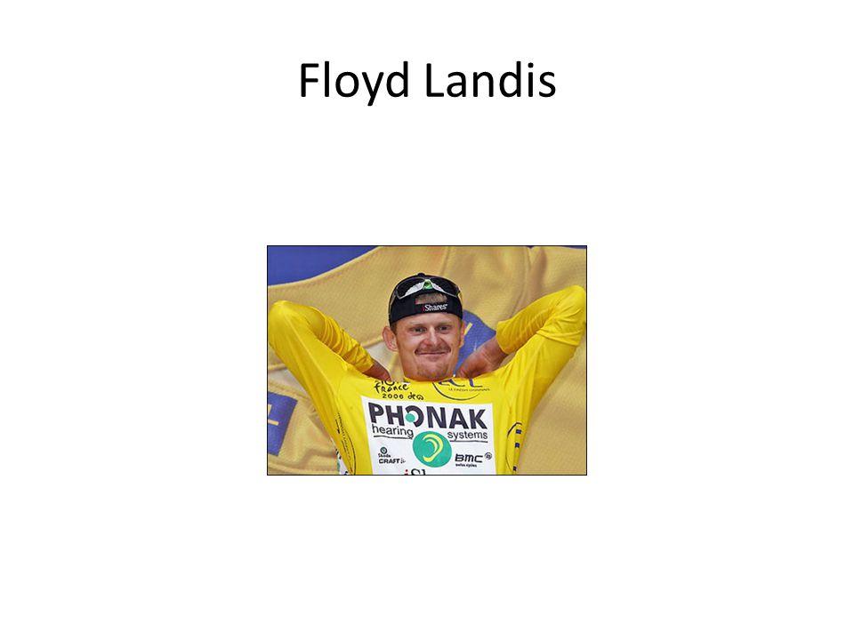 Floyd Landis
