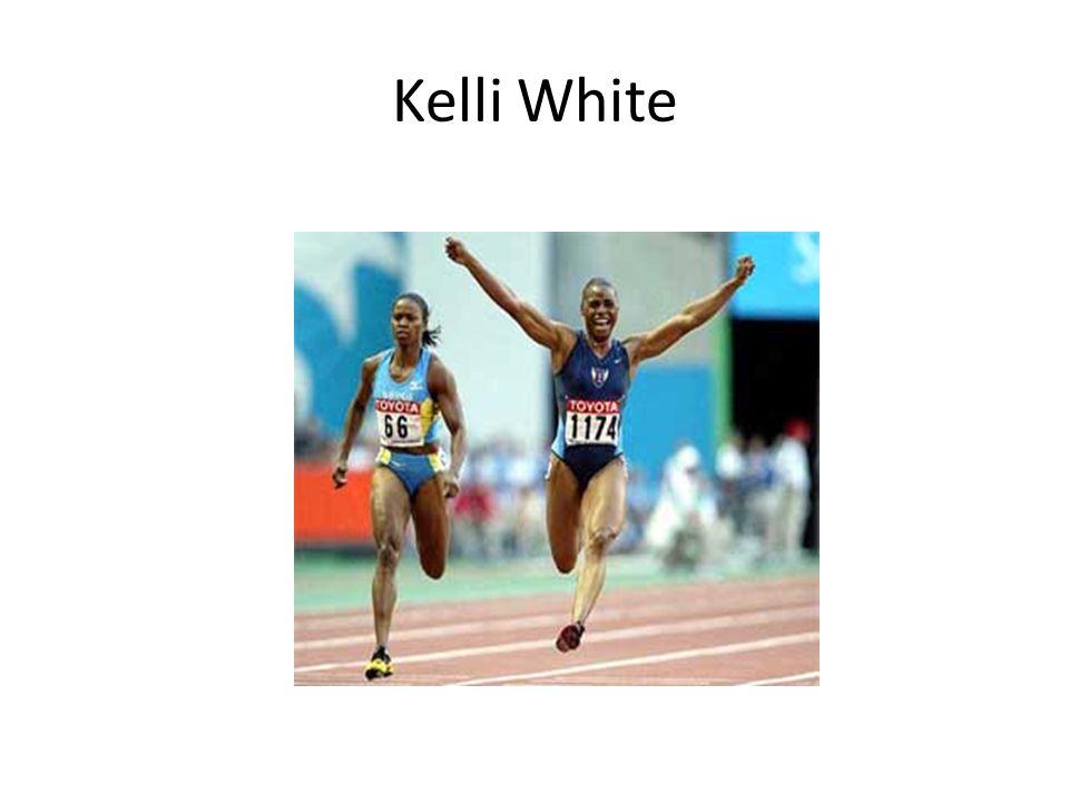 Kelli White