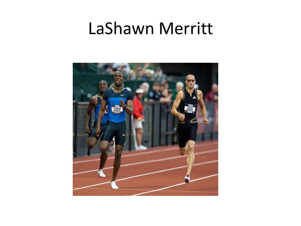 LaShawn Merritt