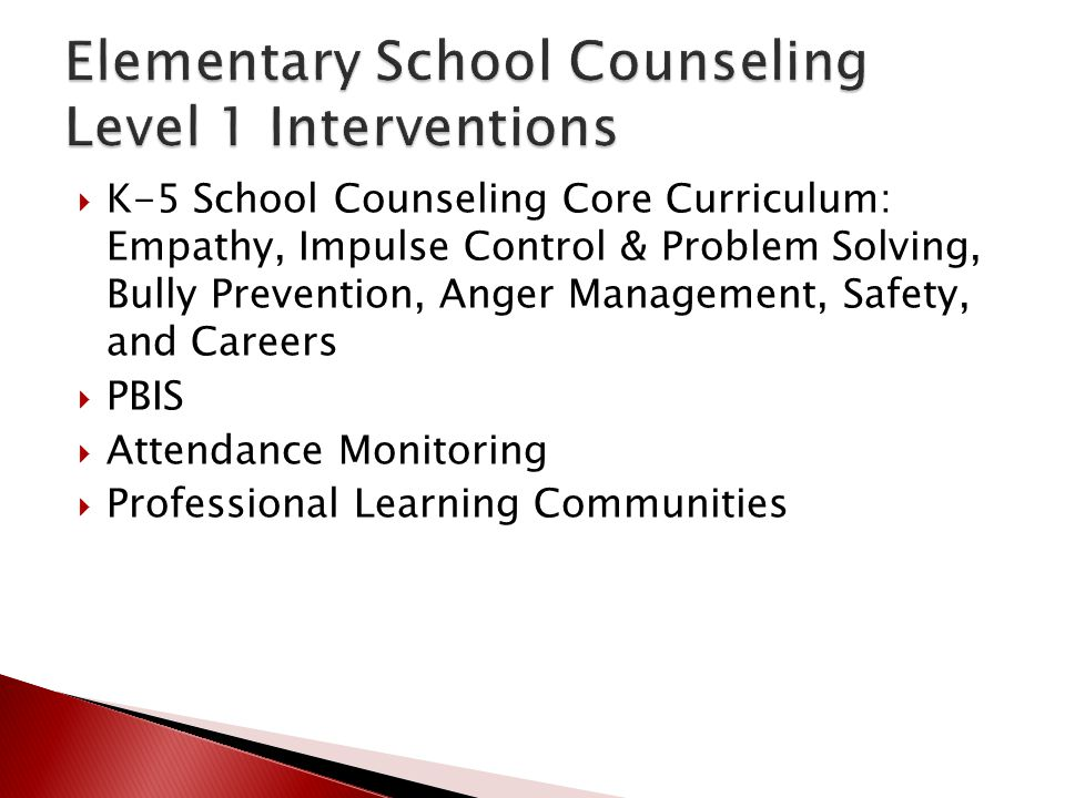 K-5 School Counseling Core Curriculum: Empathy, Impulse Control & Problem Solving, Bully Prevention, Anger Management, Safety, and Careers  PBIS 