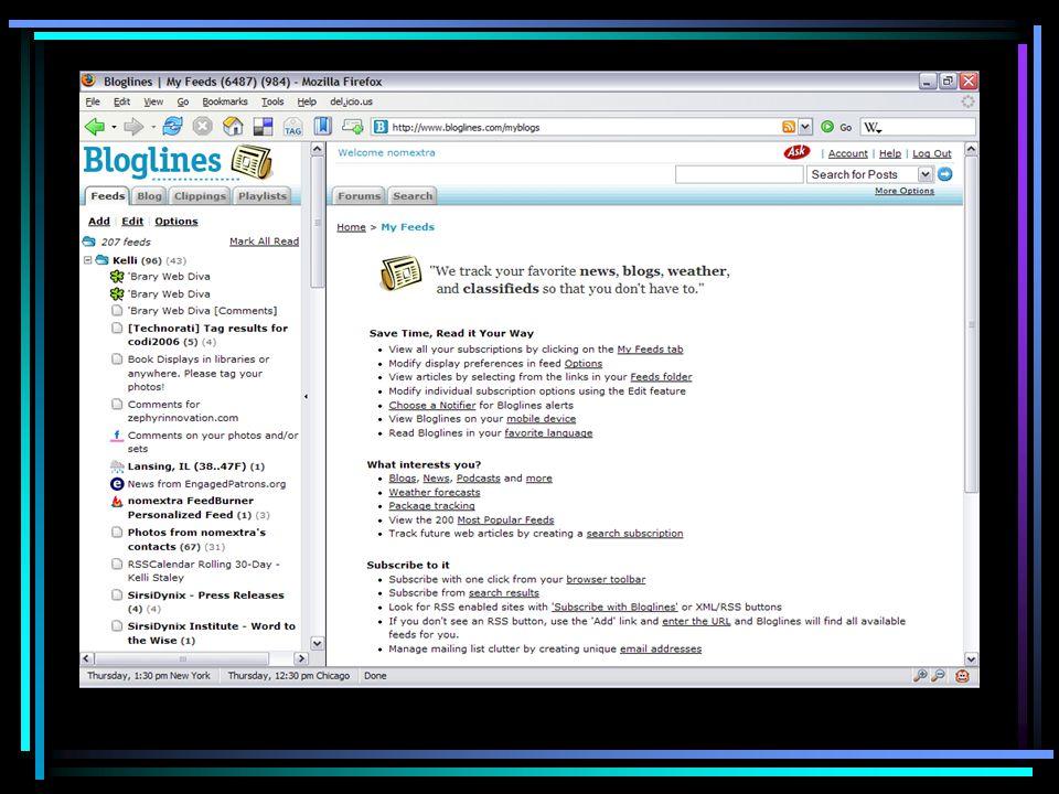 Bloglines-mine