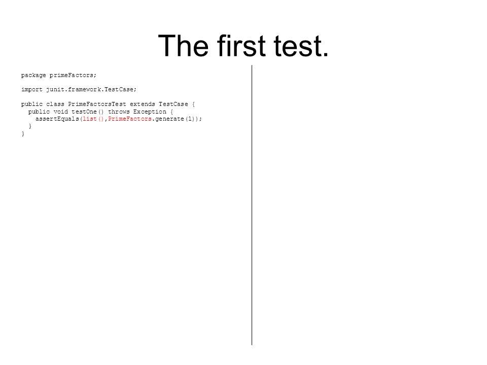 The Third Test