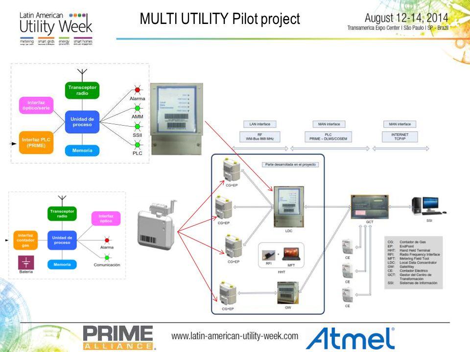 MULTI UTILITY Pilot project