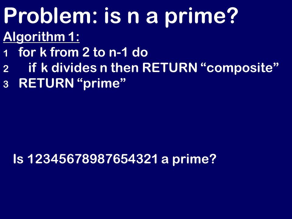 Asymptotic notation 1 n 2 + n 3 = O(n 4 ) 2 n 2 / log(n)  O(n.