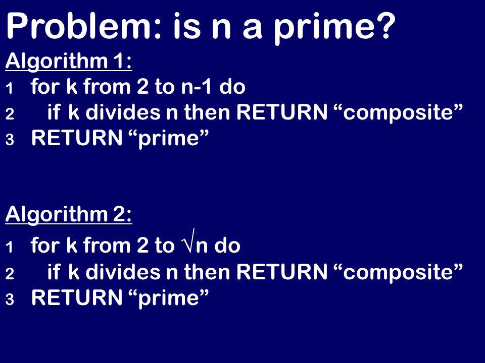 Asymptotic notation 1 n.= O(3 n ) 2 n +1 = O(n) 3 2 n+1 = O(2 n ) 4 (n+1).