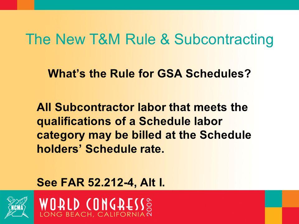 GSA Prime/Sub Flowdown & Audit Issues Mandatory Flowdowns Per FAR Part 12 Utilization of small business concerns (FAR 52.219-8) Equal employment opp (FAR 52.222-26) Affirm.
