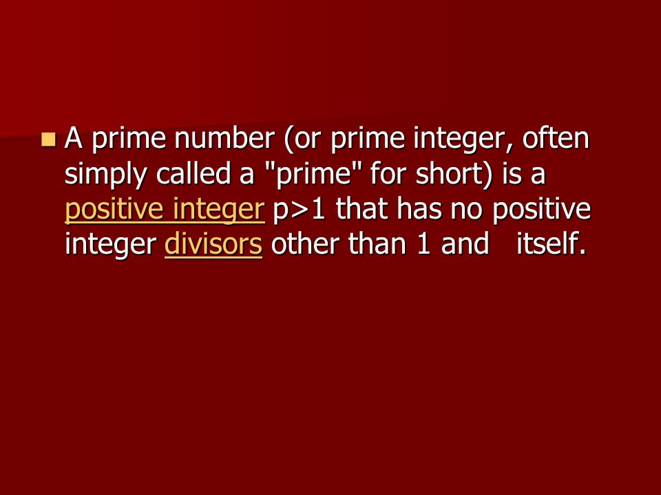 The number 1 is a special case which is considered neither prime nor composite.