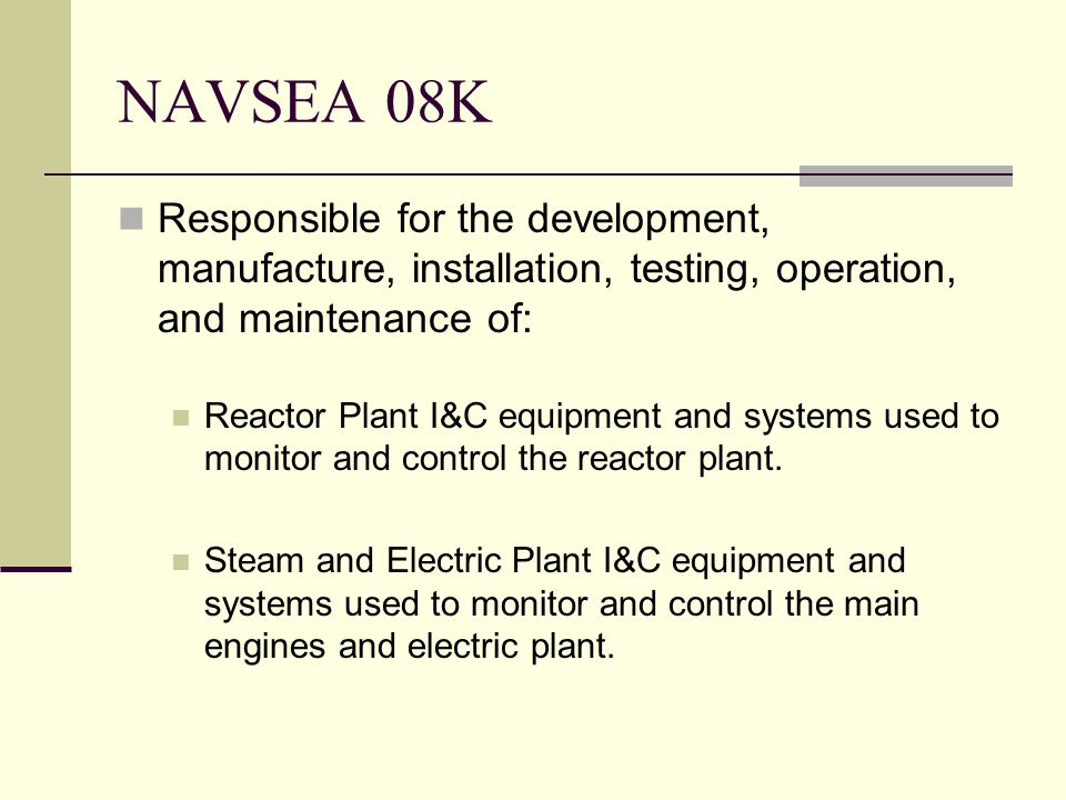 Future Projects Contracts will be written to require the vendor to provide measurement requirements.
