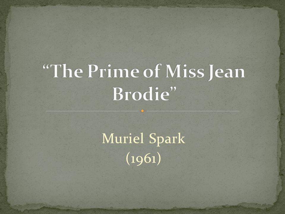 Muriel Spark (1961)