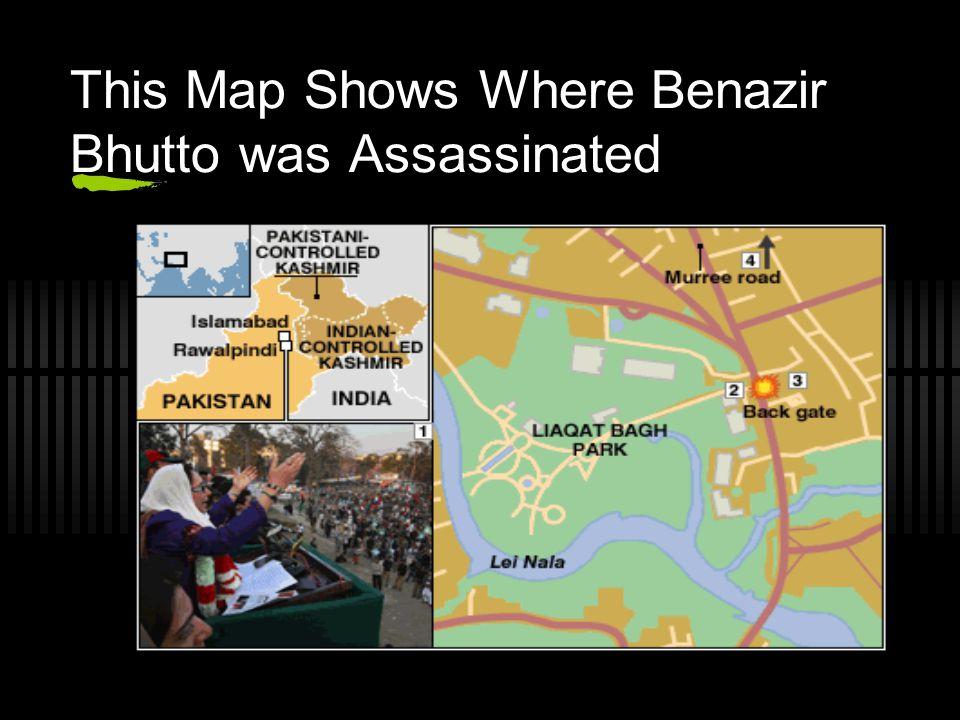Karachi, Pakistan, Where Benazir Bhutto was born