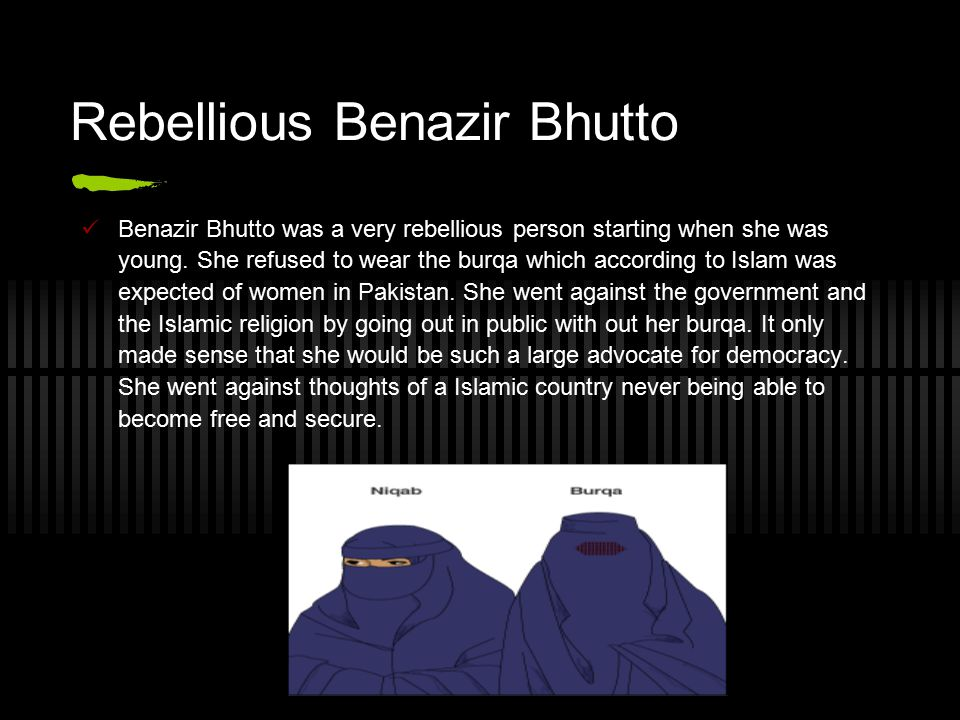 Studies and Education Benazir Bhutto studied at Harvard s Radcliffe College were she obtained her undergraduate degree.