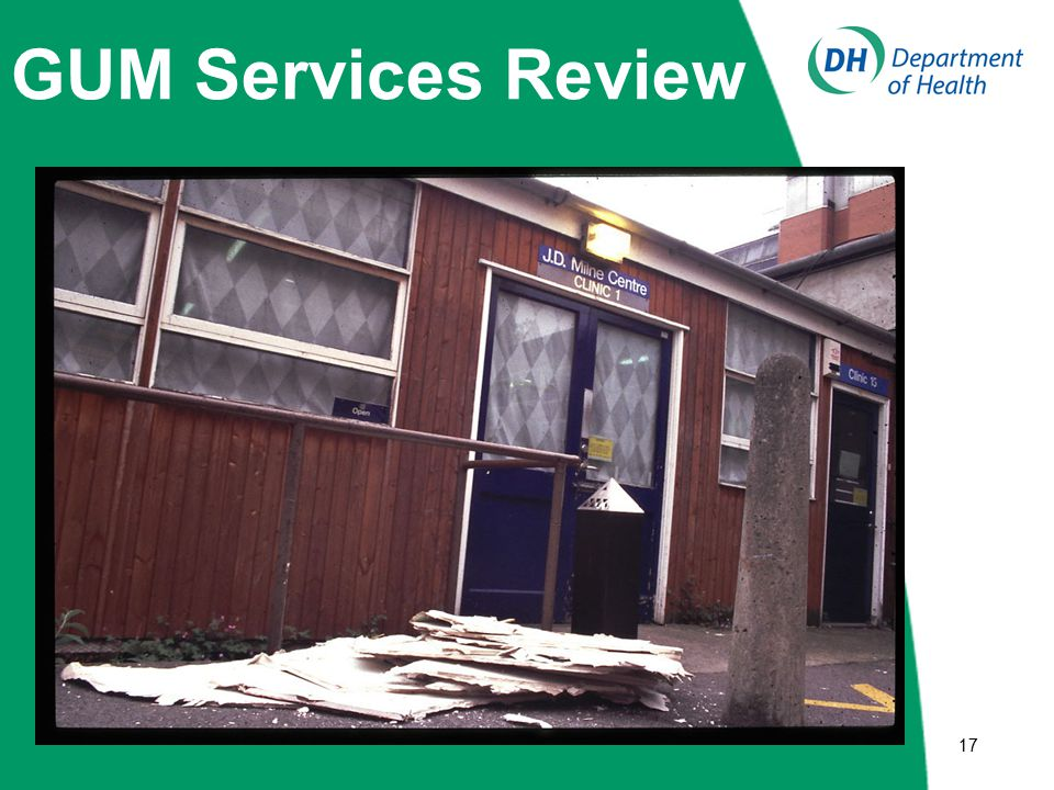  17 GUM Services Review