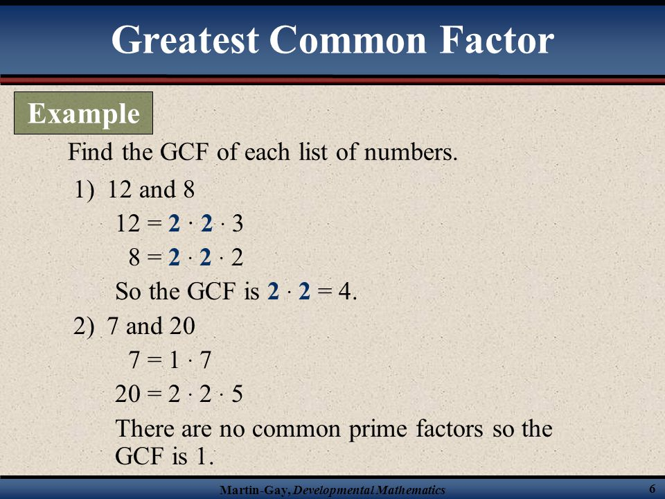 Martin-Gay, Developmental Mathematics 27 We will be looking for a combination that gives the sum of the products of the outside terms and the inside terms equal to  41x.