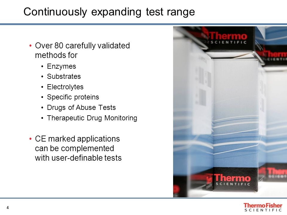 5 Product overview Continuous access to samples, reagents and cuvettes On-board capacity of 84 routine samples, 6 STAT samples 39 fixed calibrator & control samples 45 reagents in the refrigerated disk 600 cuvette storage positions in PRIME 30, 2100 in PRIME 60 ISE option: K +, Na +, Cl -, also Li + and Ca 2+ as optional extra Interface to a sample track system