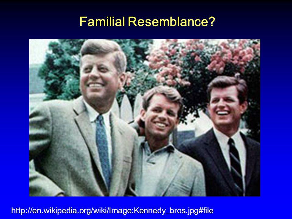 Familial Resemblance? http://en.wikipedia.org/wiki/Image:Kennedy_bros.jpg#file