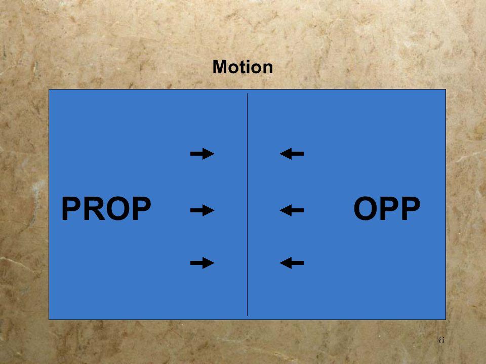 6 Motion PROPOPP