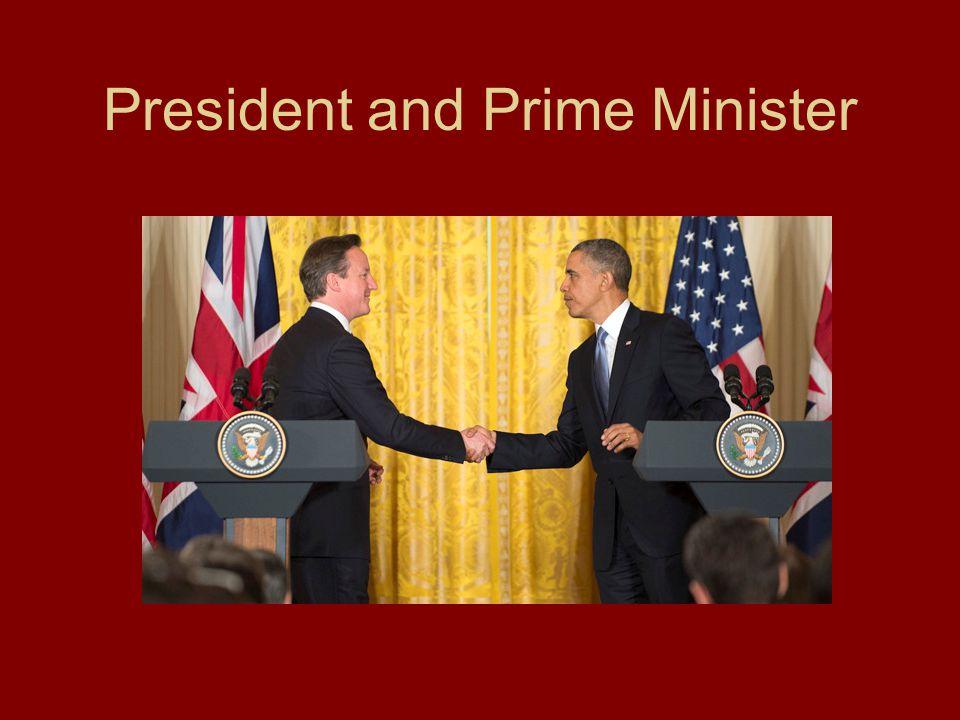 President and Prime Minister