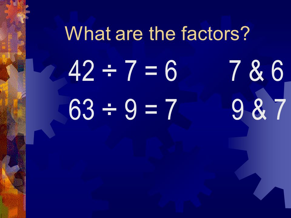Let's review what we learned. What are composite numbers.
