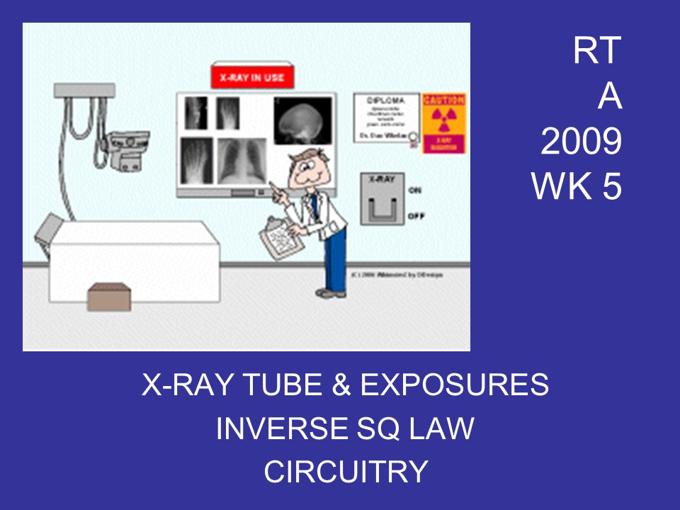 Tube Interactions Heat = 99% X-ray = 1% Bremsstrahlung (Brems) = 80% Characteristic = 20%