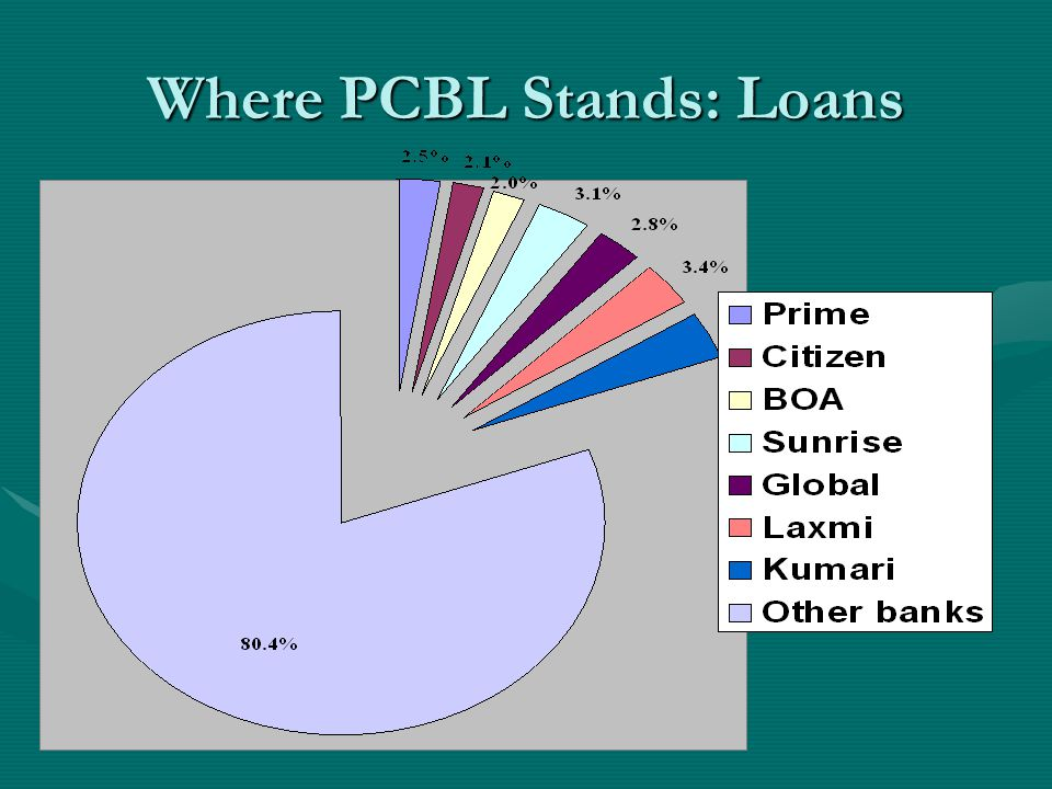 Where PCBL Stands: Loans