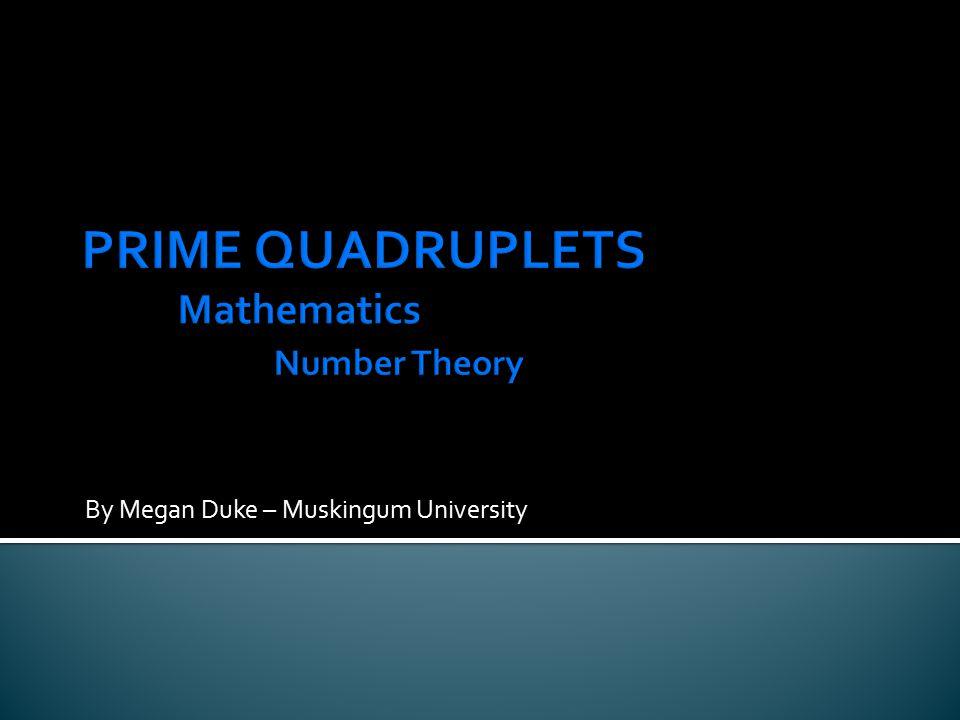 By Megan Duke – Muskingum University