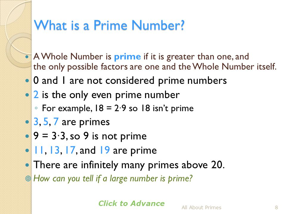 Is a large number prime.You can find out. What smaller primes do you have to check.