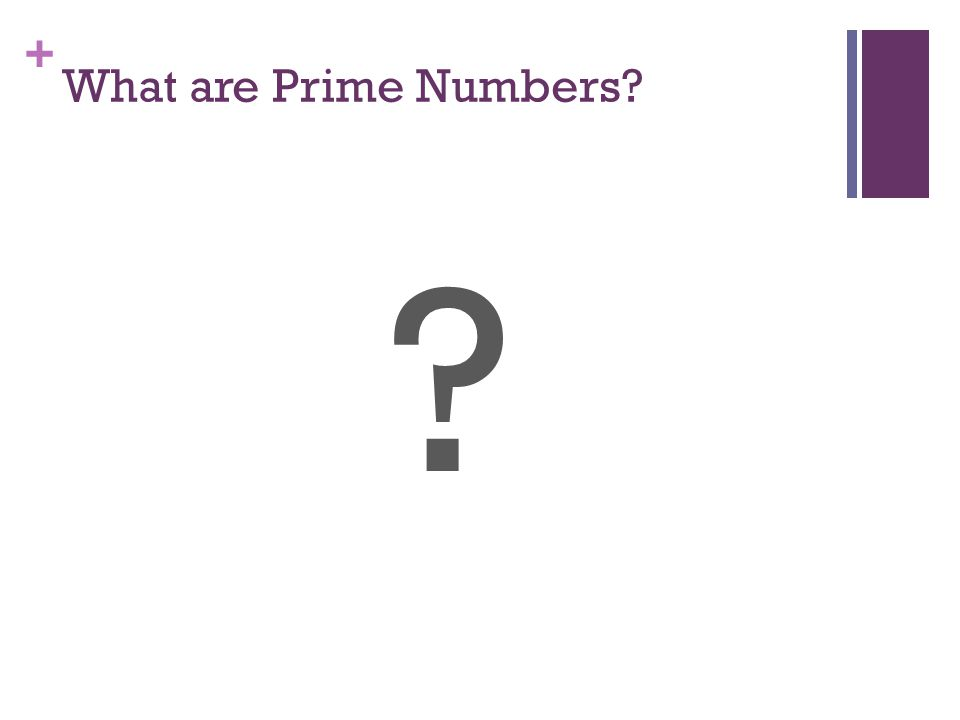 + Primes & Composites BrainPop Numbers & Operations Prime Numbers