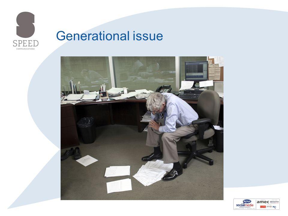 Generational issue